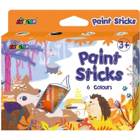 ARTS&CRAFTS Paint Sticks