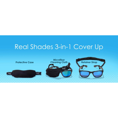 Real Shades Λουράκι Γυαλιών 3 σε 1