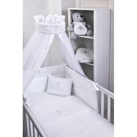 BABY OLIVER Satin White 380 Σετ Προίκας