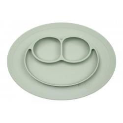 Ezpz Δίσκος και πιάτο σε ένα Mini mat in Sage