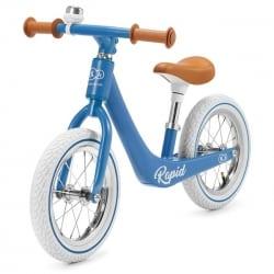 KINDERKRAFT Ποδηλατάκι Ισορροπίας Rapid Blue Sapphire