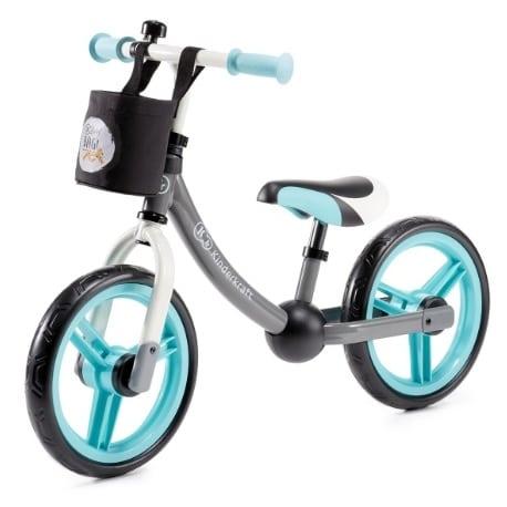 KINDERKRAFT Παιδικό Ποδήλατο Ισορροπίας 2Way Next Turquoise