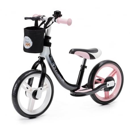 KINDERKRAFT Παιδικό Ποδήλατο Ισορροπίας Space Pink
