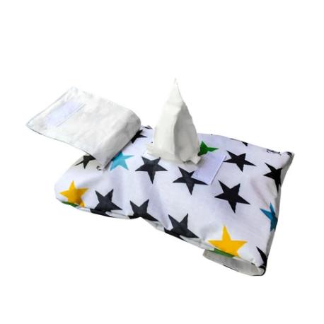 My Bags Θήκη για Μωρομάντηλα My Star's White