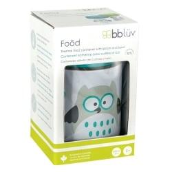 BBLUV Food – Θερμός Φαγητού με Κουτάλι Aqua Blue