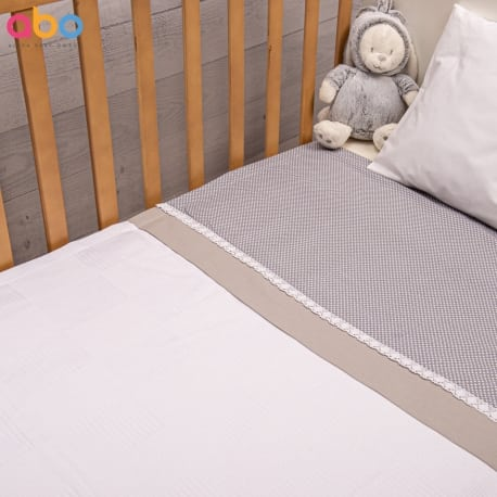 ABO Πικέ κουβέρτα 100*150 Royal