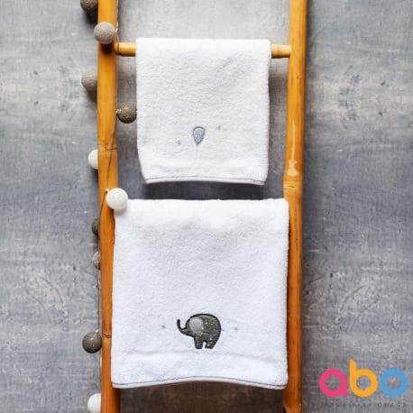 ABO Σετ πετσέτες 2τμχ Elephant Bcycle