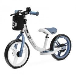 KINDERKRAFT Παιδικό Ποδήλατο Ισορροπίας Space Sapphire Blue Χωρίς Καλαθι