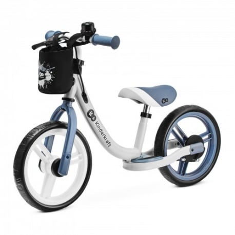 KINDERKRAFT Παιδικό Ποδήλατο Ισορροπίας Space Sapphire Blue