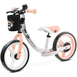 KINDERKRAFT Παιδικό Ποδήλατο Ισορροπίας Space Peach Coral