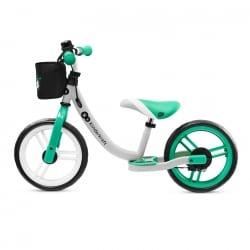 KINDERKRAFT Παιδικό Ποδήλατο Ισορροπίας Space Light Green Χωρίς Καλάθι