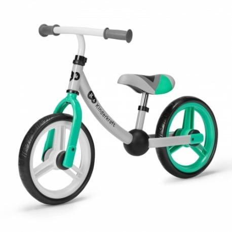 KINDERKRAFT Παιδικό Ποδήλατο Ισορροπίας 2Way Next Light Green
