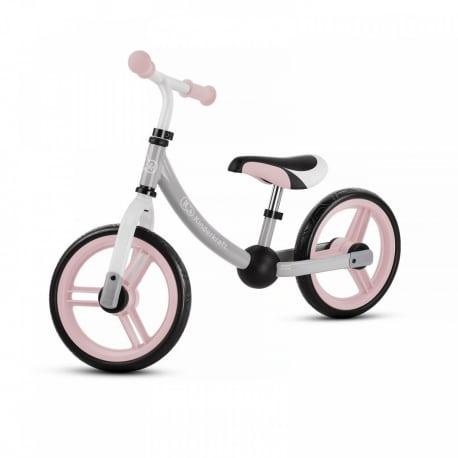 KINDERKRAFT Παιδικό Ποδήλατο Ισορροπίας 2Way Next Green/ Grey