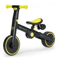 KINDERKRAFT Πτυσόμενο Τρίκυκλο Ποδήλατο 4Trike Black Volt