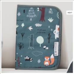 MY BAGS Θήκη Βιβλιαρίου Υγείας Forrest