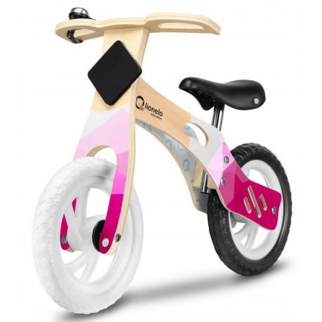 LIONELO Ποδήλατο Ισορροπίας Willy Bubblegum