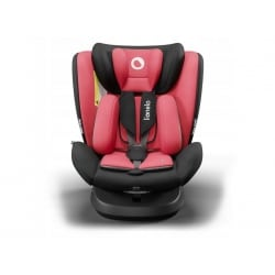 LIONELO Bastian One Isofix 0-36kg Red