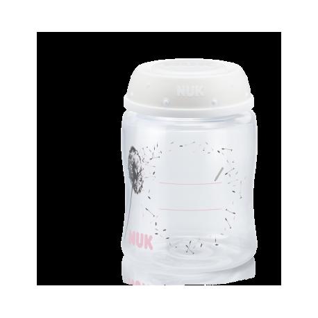 NUK Δοχεία Αποθήκευσης Μητρικού Γάλακτος 2τμχ