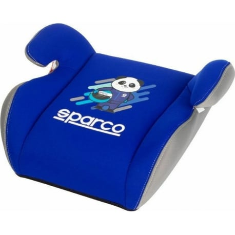 SPARCO Booster 2+3 Grey Blue