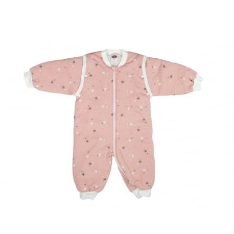 TENDER Υπνόσακος Χειμωνιάτικος 2.5 Tog Little Hearts – Ροζ